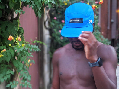 Drink Simple x Ciele Run Cap
