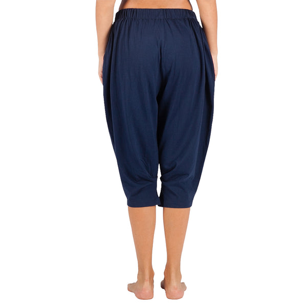 WEWINK CUKOO Women's Straight Leg Knit Lounge Pants With Pockets