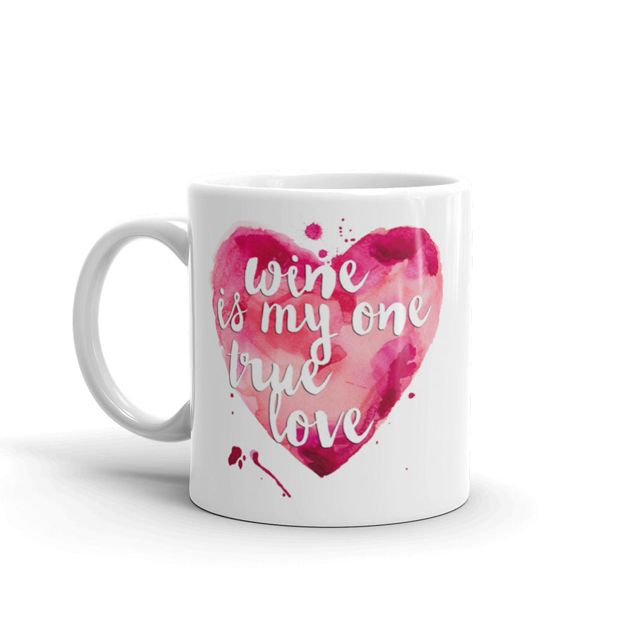 """One True Love"" Mug"