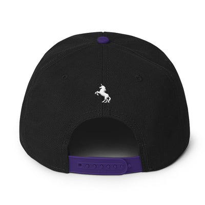 """Rad"" 3D Puff Snapback Two-Color Hat (More Options)"