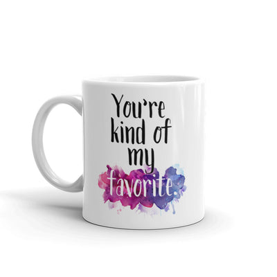 """Fave"" Mug (More Options)"
