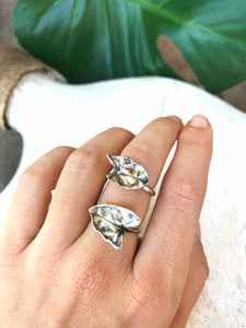 Mini Syngonium Leaf Stacker Ring ≫∘