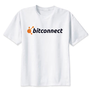 cryptocurrency T shirt men tee shirt homme fashion Ethereum bitcoin printed t-shirt O Neck white TShirts male Top Tees - Cryptocurrency Swag