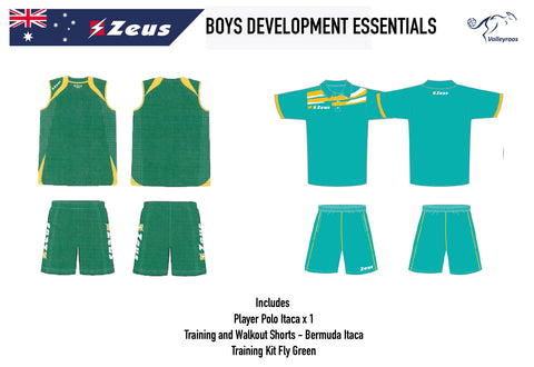 Youth Mens Development Squad Essentials Package