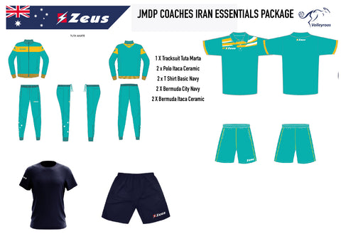 JMDP Coaches. - Essentials Package