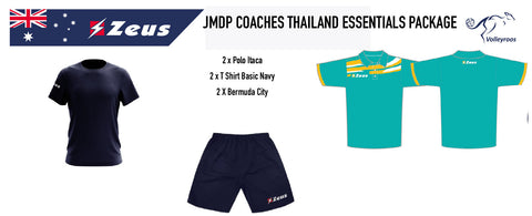 JMDP Coaches Thailand Essentials Package