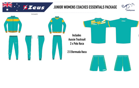 JWDP Coaches Essentials Package