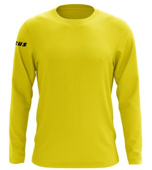 Supporter Long Sleeve T-Shirt Yellow