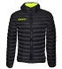 Corporate - Winter Jacket - Black with Yellow Trim