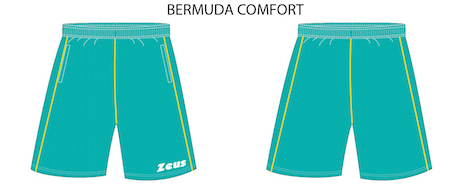 Bermuda Itaca - Walkout Shorts