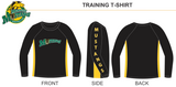 Mustangs Warm Up/Training Top