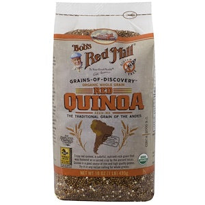 Bob's Red Mill - Organic Whole Grain Red Quinoa (453 g) 有機紅藜麥
