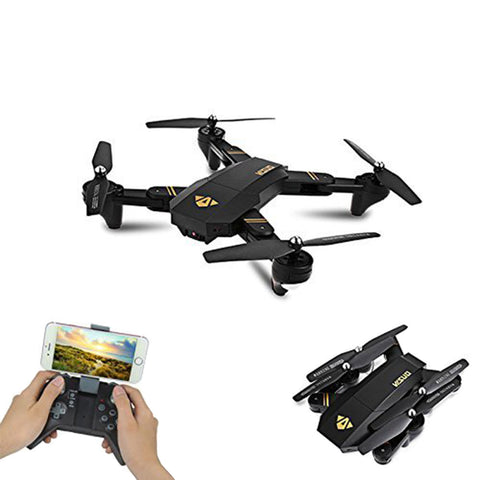 6-axis Gyro Pocket Mini Foldable Drone Quadcopter