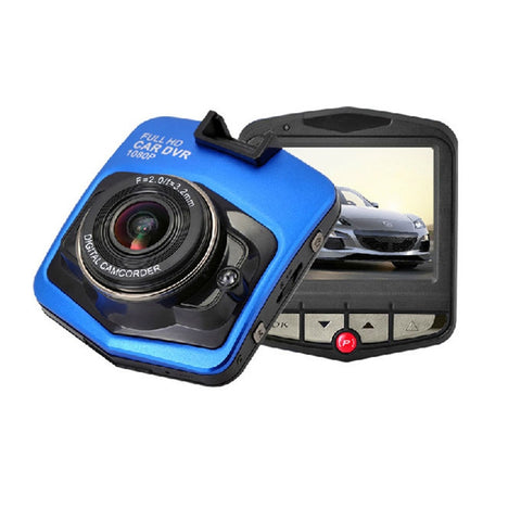 Full HD 1080P Car DVR G-Sensor Dash Camera