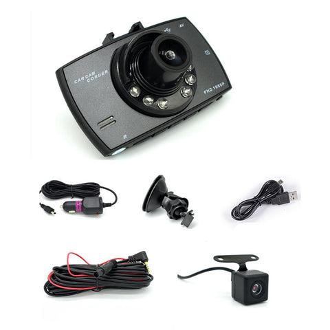 2.7 Inch Car DVR Camera Full HD 1080P