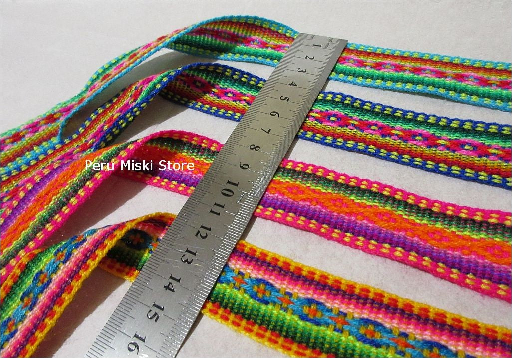 Inca ribbon from Peru