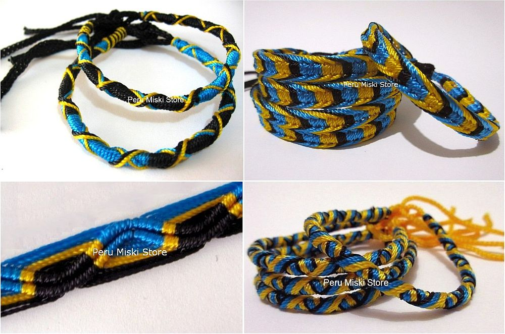 Bahamas Friendship Bracelets, mix lot