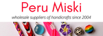 Peru Miski Logo. Wholesale suppliers of peruvian handicrafts since 2004