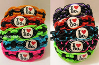 50 I LOVE 80's Friendship Bracelets