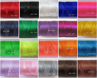1000 lot Friendship Bracelets Zigzag, Solid Color