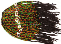 Africa Power Rasta Flag Friendship Bracelets