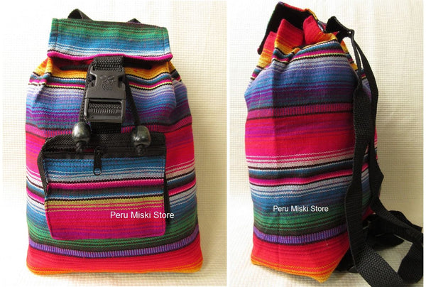 1 Backpacks, Multicolor, small