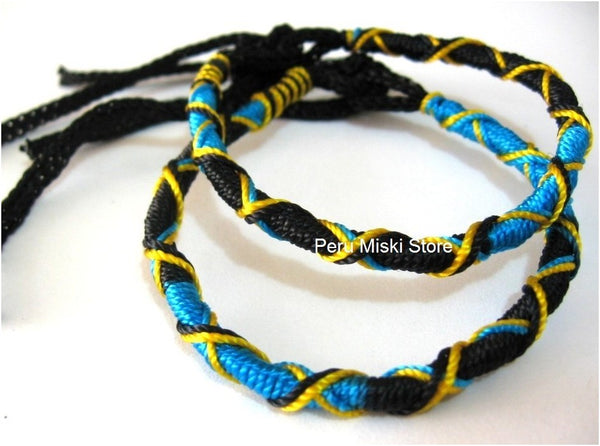100 Bahamas Friendship Bracelets Criss Cross
