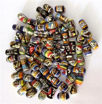 200 Ceramic Clay Beads, Peruvian