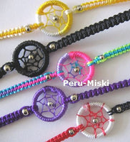 100 Friendship Bracelets Dreamcatchers, Wholesale