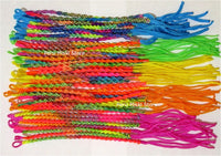Friendship Bracelets Spiral Muticolor