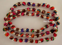 6 Inca Beads Necklaces - Cusco, Cuzco