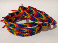 5000 Friendship Bracelets Rainbow Mixed lot