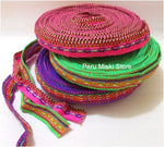 Inca Ribbon, 1 roll, 9.5 mt (10 yards)