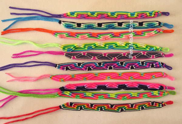 1000 lot Friendship Bracelets Classic