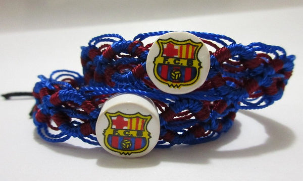 Barcelona Friendship Bracelets with ceramic beads