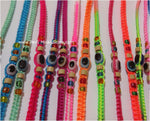 Friendship Bracelets with Turkish Eye