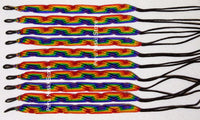 Friendship Bracelets Rainbow ZigZag