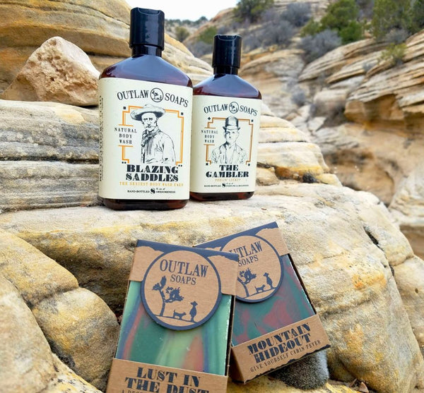 Outlaw Soaps-Homemade Soaps