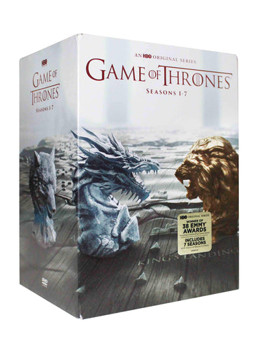 Game of Thrones The Complete Seasons 1-7 dvd