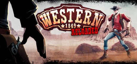 Western 1849 Reloaded PC Steam Game License Key Download