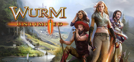 Wurm Unlimited  PC Steam Game License Key Download