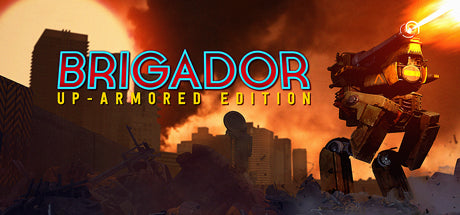 Brigador: Up-Armored Edition Steam Game License Key Download