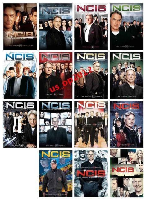 NCIS - Complete Series Seasons 1-15 DVD TV series