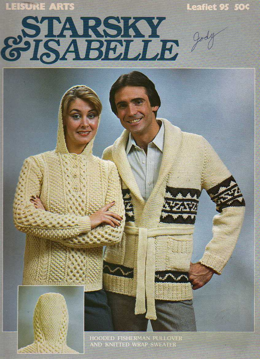 Leisure Arts 0095 / Starsky & Isabelle / Knitting