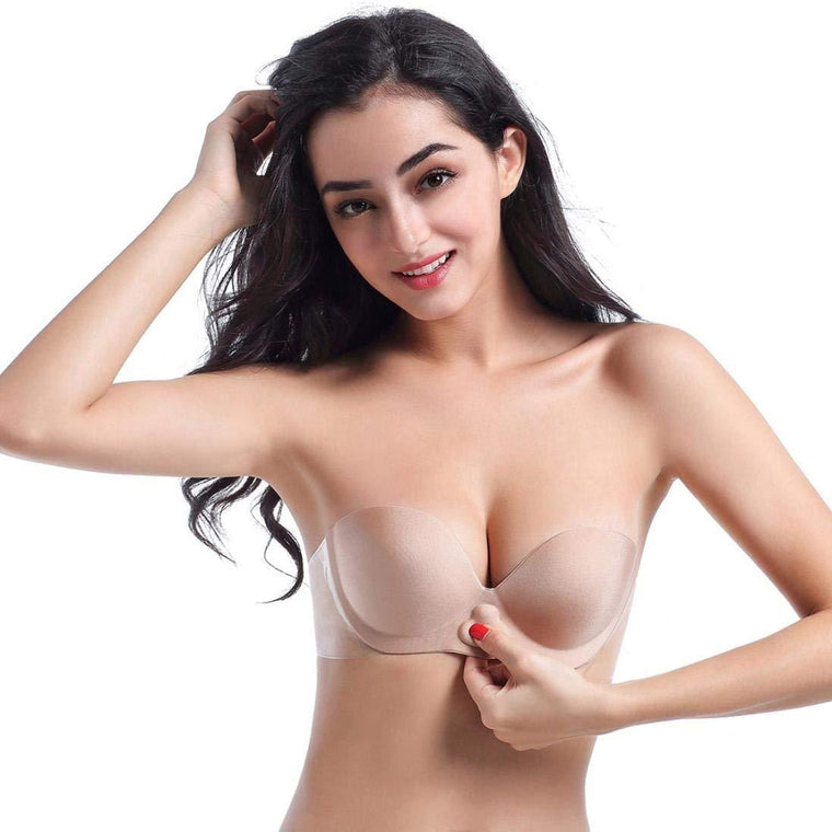 Inflatable Push Up Bra