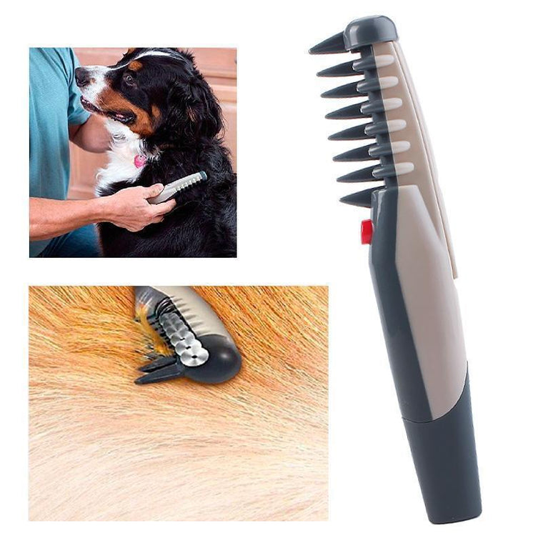 Tangle Off Pet Comb