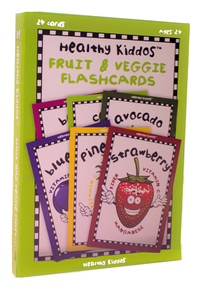 Packaging for flashcards