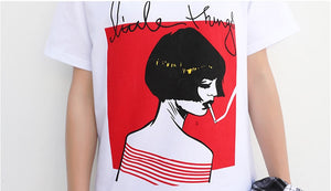 La Parisienne Little Things Graphic Tee