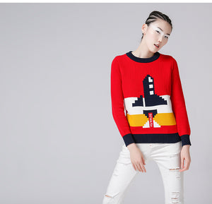 La Parisienne Take Flight Sweater