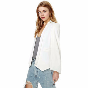 Vittoria On The Fly Cape Blazer